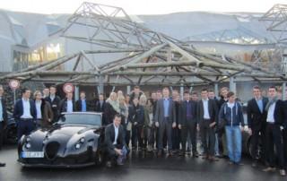 ROC Aventus in Apeldoorn im Bereich der Automobilwirtschaft
