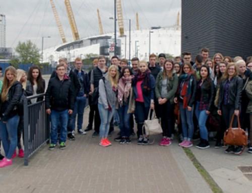 Welcome to London! – Ausflug in die britische Hauptstadt