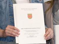 KMK Zertifikat