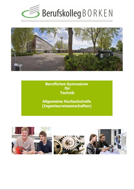 Flyer-Technik-Berufliches-Gymnasium-Borken