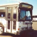 Alter Schulbus