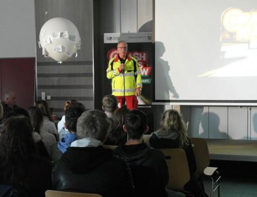 Crash-Kurs NRW 2018 – Folgen der Raserei aufzeigen!