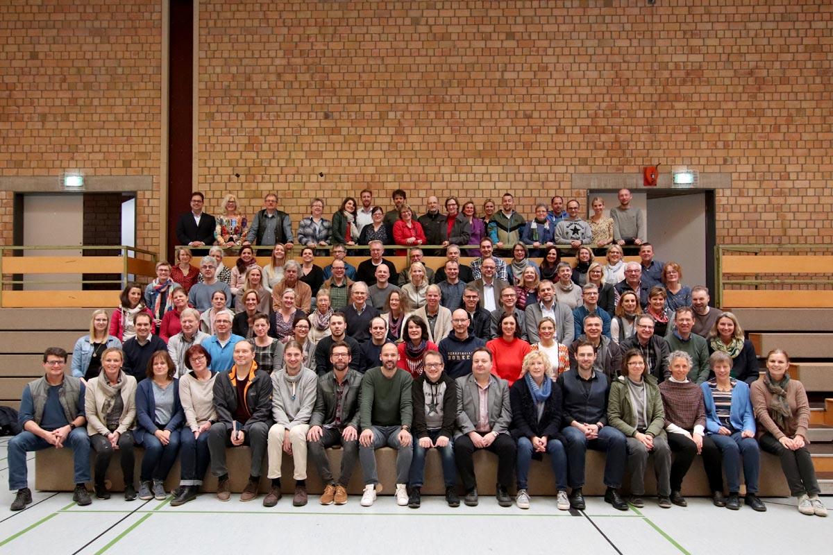 Das Kollegium Berufskolleg Borken 2010