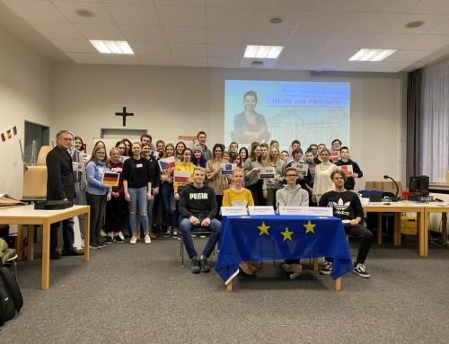 Schüler machen Europas Energiepolitik – Planspiel an den Gymnasien des BKB