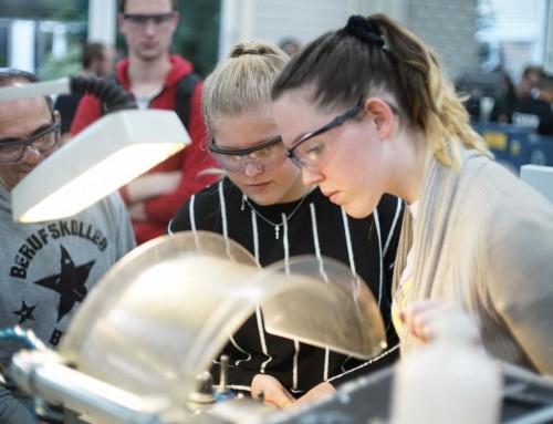 Austausch Berufskolleg Borken – Graafschap College Doetinchem