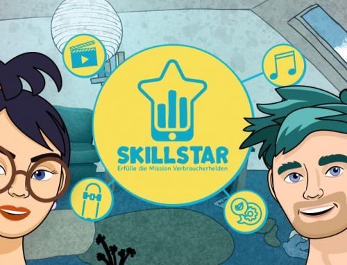 """""""Skillstar"""" – Wähle DEINE Leidenschaft und mache Karriere bis zum Star. Spiele Dein Adventure!"""